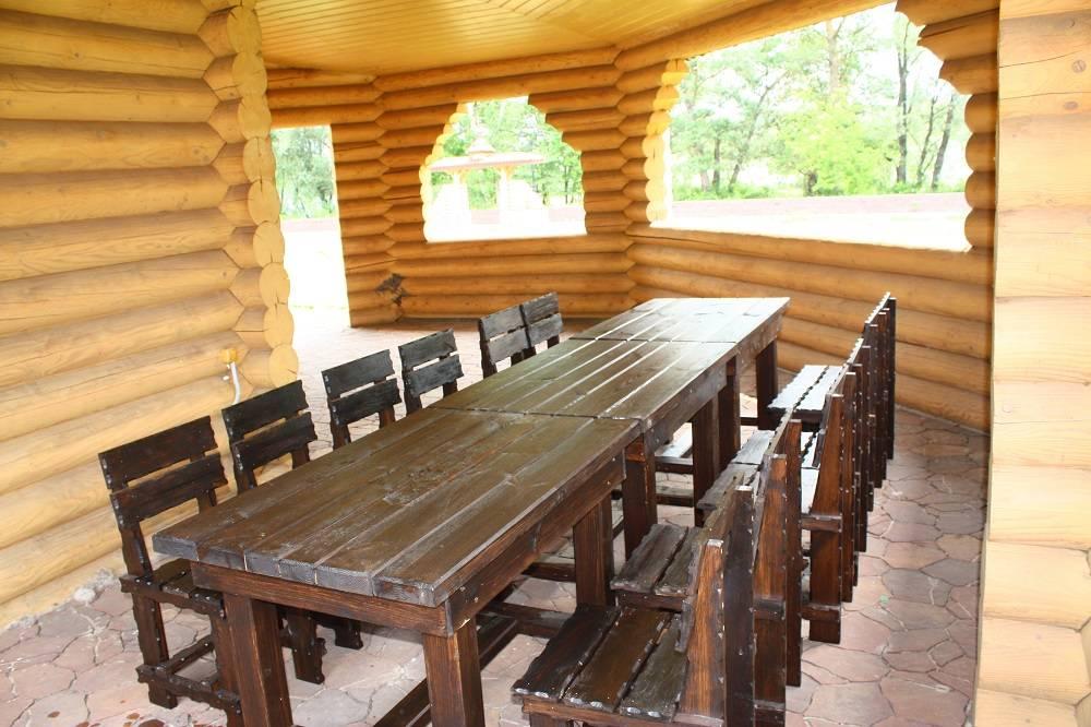 bungalo u vody - Беседки