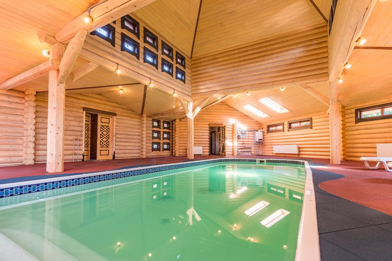 arenda sauny s bassejnom - Бани