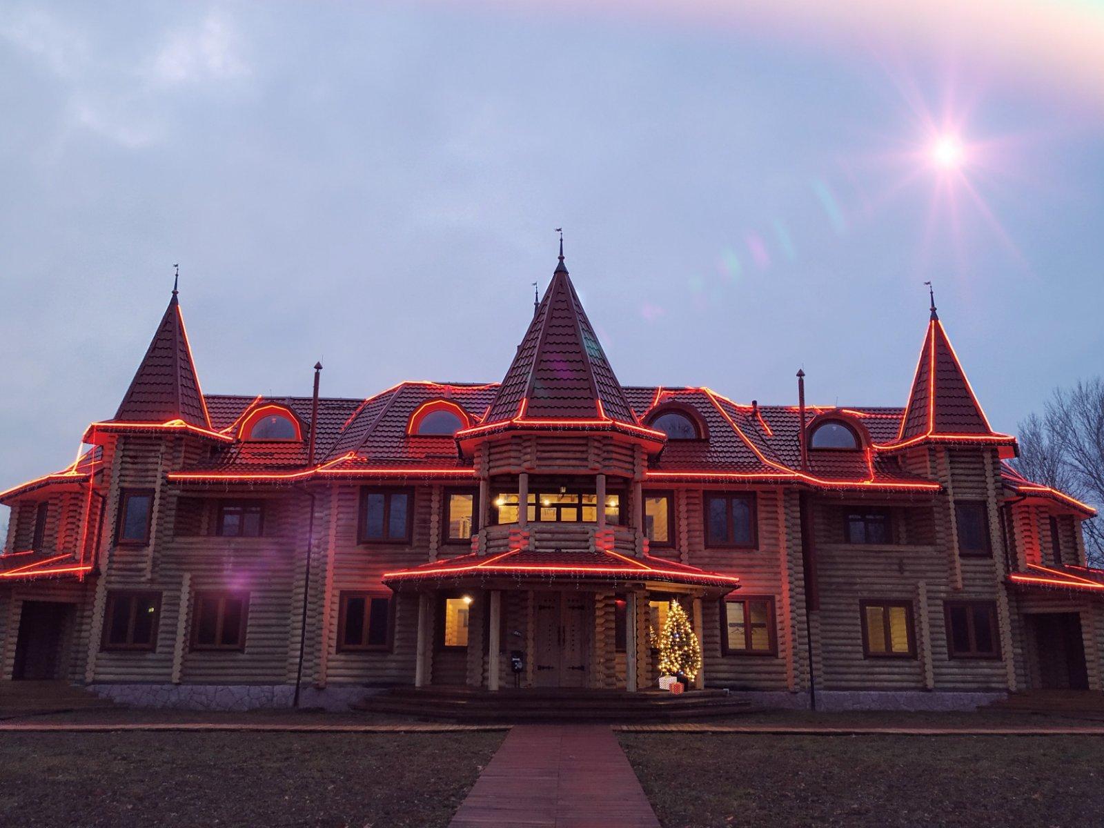 dom otel novyj 2020 god - Свадьба в замке