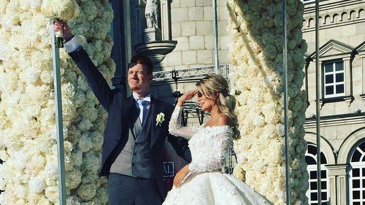 svadba v ukrainskom zamke - Свадьба в замке