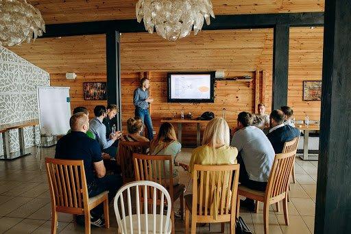 Бизнес мероприятия в Fort Pirnov Park