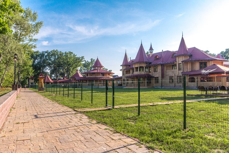 fort pirnov park - Заказать тимбилдинг