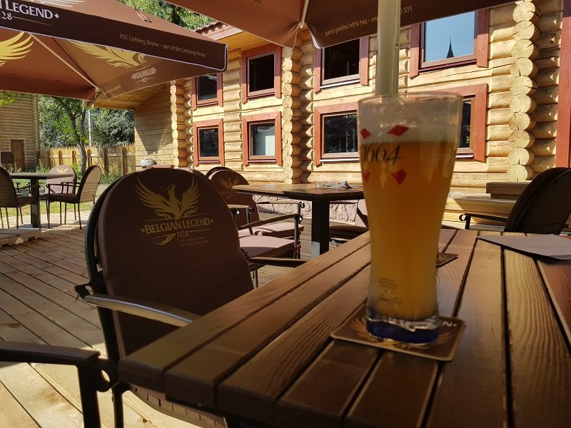 крафтовое пиво Fort Pirnov Park
