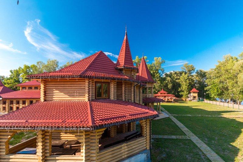 Загородные комплексы отдыха под Киевом