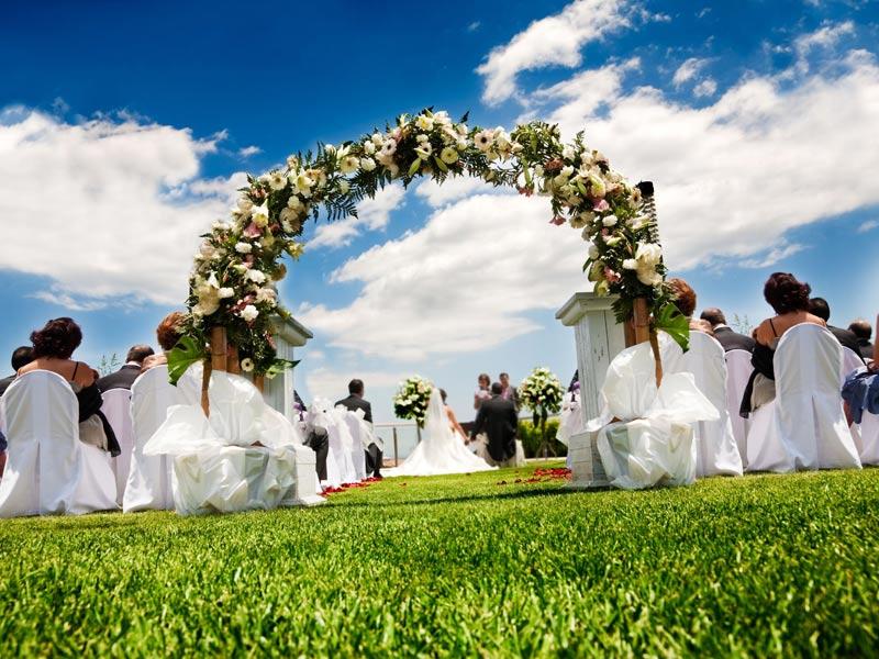 Где отпраздновать свадьбу за городом