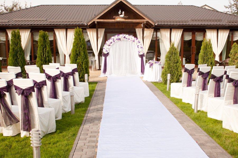 Свадьба в ресторане Горный ручей