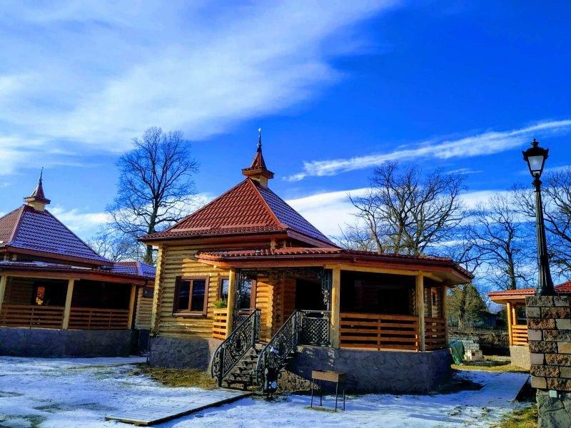 zagorodnyj dom s kaminom e1584287474135 - Бутик-отель FORT PIRNOV PARK
