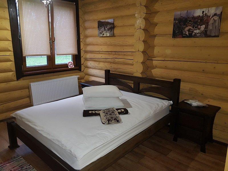 nomer standart otel fort pirnov park - Домики