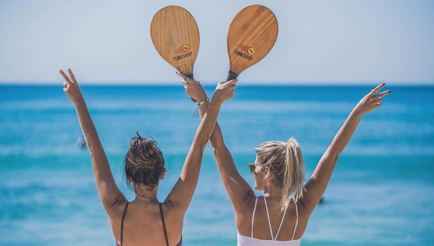 tennis na pljazhe - Развлечения