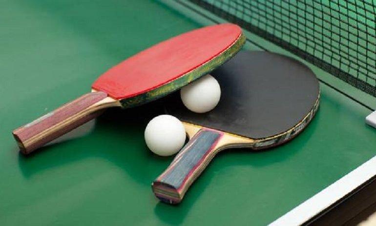 tennis ping pong - Развлечения