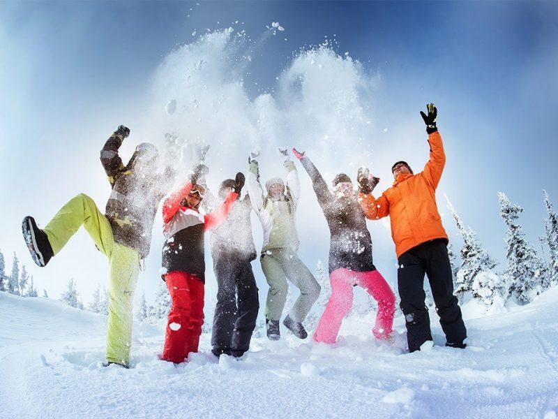 Зимний тимбилдинг: лучшие идеи для проведения