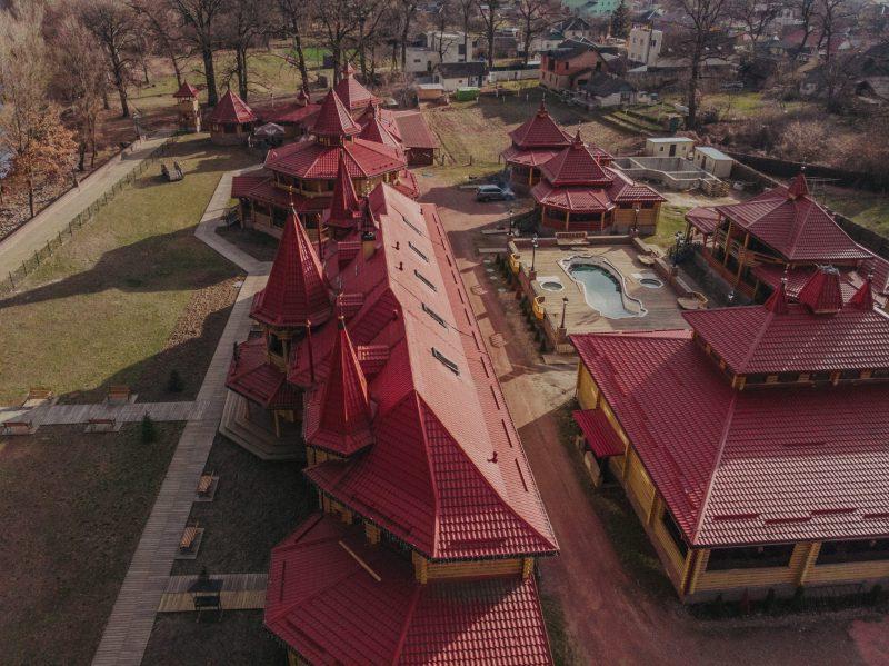 Бутик-отель Fort Pirnov Park